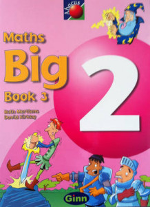Abacus Year 2 / P3: Big Book 3 (Spiral)