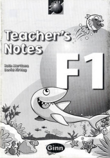 Abacus Foundation 1 / P1: Big Book Teacher Notes (Heftet)
