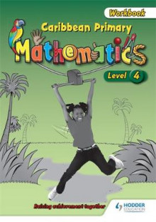 Caribbean Primary Mathematics: Workbook Level 4 av Lisa Greenstein og Adam Greenstein (Heftet)