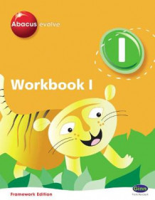 Abacus Evolve Year 1/P2: Workbook 1 (Plastpakket)
