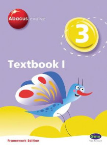Abacus Evolve Year 3/P4: Textbook 1 (Heftet)
