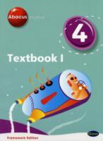 Abacus Evolve Year 4/P5: Textbook 1 Framework Edition (Heftet)