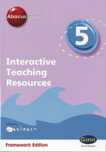 Abacus Evolve Framework Edition Year 5: Interactive Teaching Resources CD-ROM Version 1.1 av Lucy Roberts, Ruth Merttens og Dave Kirkby (CD-ROM)