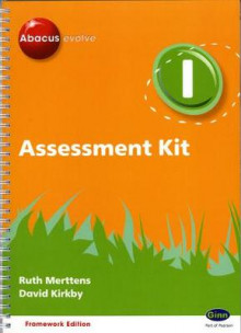 Abacus Evolve Assessment Kit Whole School Pack av Dave Kirkby, Ruth Merttens og Jon Kurta (Spiral)
