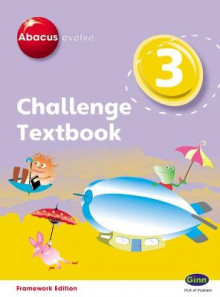 Abacus Evolve Challenge Year 3 Textbook av Adrian Pinel og Jeni Pinel (Heftet)