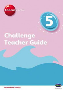 Abacus Evolve Challenge Year 5 Teacher Guide av Jon Kurta og Carol Richardson (Spiral)