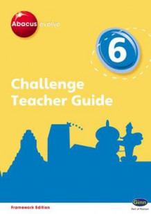 Abacus Evolve Challenge Year 6 Teacher Guide av Jon Kurta og Carol Richardson (Spiral)