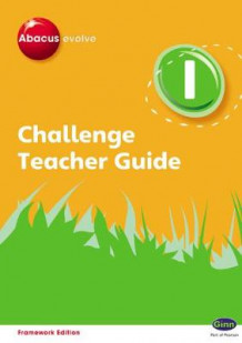 Abacus Evolve Challenge Year 1 Teachers Guide av Gill Potter og Cherri Moseley (Spiral)
