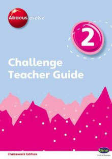 Abacus Evolve Challenge Year 2 Teacher Guide av Gill Potter og Cherri Moseley (Spiral)