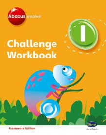 Abacus Evolve Challenge Year 1 Workbook Pack (x4 Workbooks) av Gill Potter og Cherri Moseley (Samlepakke)
