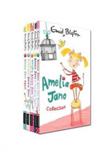 Omslag - Amelia Jane Collection