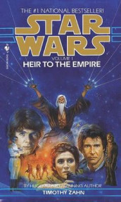 Heir to the Empire av Timothy Zahn (Innbundet)