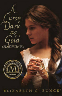 A Curse Dark as Gold av Elizabeth C Bunce (Innbundet)