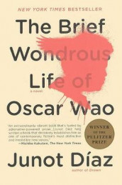The Brief Wondrous Life of Oscar Wao av Junot Diaz (Innbundet)