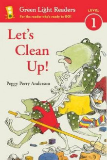 Let's Clean Up! av Peggy Perry Anderson (Innbundet)