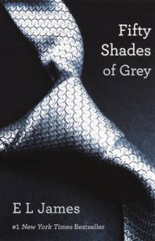 Fifty Shades of Grey av E L James (Innbundet)