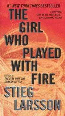 The Girl Who Played with Fire av Stieg Larsson (Innbundet)
