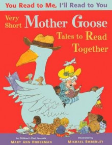 Very Short Mother Goose Tales to Read Together av Mary Ann Hoberman (Innbundet)