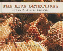 The Hive Detectives av Loree Griffin Burns (Innbundet)