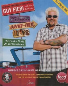 Diners, Drive-Ins, and Dives: The Funky Finds in Flavortown av Guy Fieri og Ann Volkwein (Innbundet)
