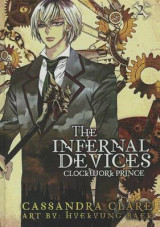 Omslag - The Infernal Devices 2