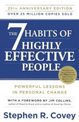 Omslag - The 7 Habits of Highly Effective People