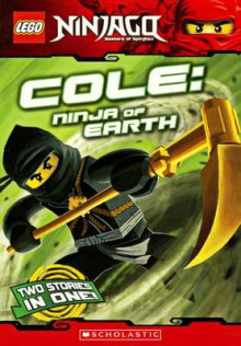 Cole: Ninja of Earth av Greg Farshtey (Innbundet)