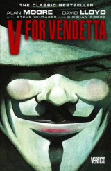 Omslag - V for Vendetta