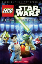 Lego Star Wars: The Yoda Chronicles Trilogy av Ace Landers (Innbundet)