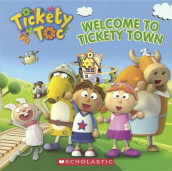 Welcome to Tickety Town av Anna Holmes (Innbundet)