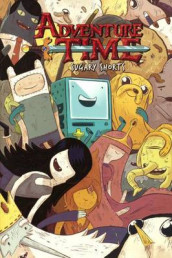 Adventure Time Sugary Shorts Vol. 1 av Paul Pope og Aaron Renier (Innbundet)
