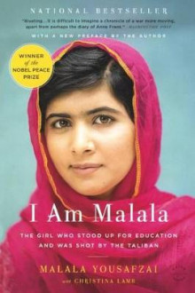I Am Malala: The Girl Who Stood Up for Education and Was Shot by the Taliban av Malala Yousafzai (Innbundet)
