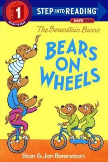 Bears on Wheels av Stan Berenstain (Innbundet)