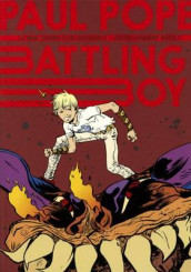 Battling Boy av Paul Pope (Innbundet)