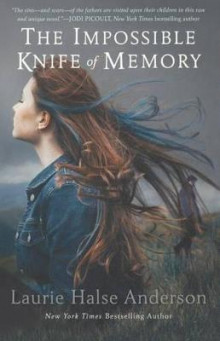 The Impossible Knife of Memory av Laurie Halse Anderson (Innbundet)