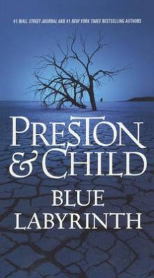 Blue Labyrinth av Douglas J Preston (Innbundet)
