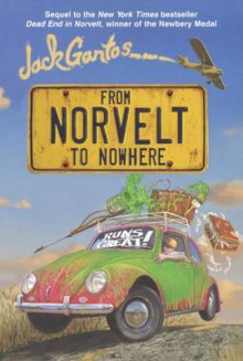 From Norvelt to Nowhere av Jack Gantos (Innbundet)