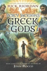 Omslag - Percy Jackson's Greek Gods