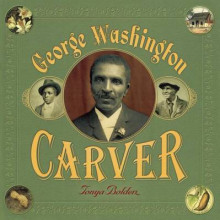 George Washington Carver av Tonya Bolden (Innbundet)