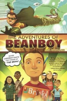 The Adventures of Beanboy av Lisa Harkrader (Innbundet)