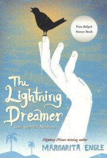 The Lightning Dreamer av MS Margarita Engle (Innbundet)