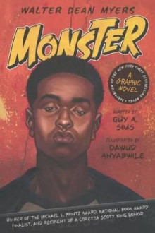 Monster (Graphic Novel Adaptation) av Walter Dean Myers (Innbundet)
