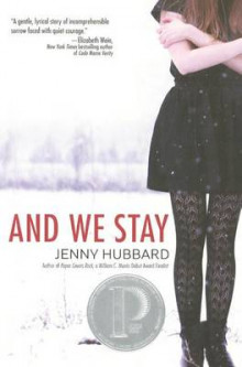 And We Stay av Jenny Hubbard (Innbundet)