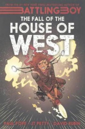 Fall of the House of West av J T Petty og Paul Pope (Innbundet)