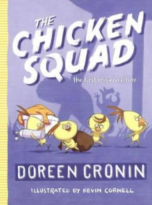 The Chicken Squad av Doreen Cronin (Innbundet)