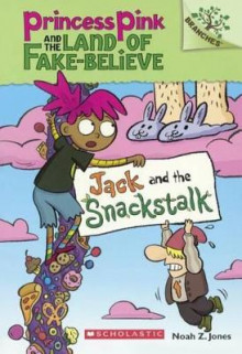 Jack and the Snackstalk av Noah Jones (Innbundet)
