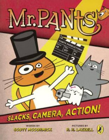 Mr. Pants av Scott McCormick (Innbundet)
