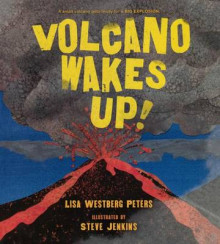 Volcano Wakes Up! av Lisa Westberg Peters (Innbundet)