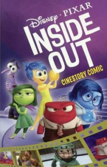 Disney's Pixar Inside Out av Michael Arndt, Pete Docter og Heidi Whitcomb (Innbundet)
