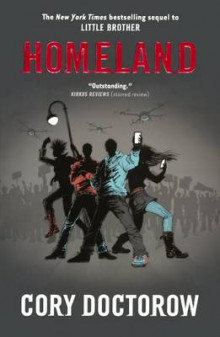 Homeland av Cory Doctorow (Innbundet)
